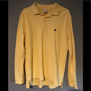 Men's Large Brooks Brothers Long Sleeve Polo